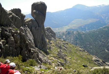 Guadarrama: trekking
